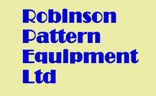 Robinson Pattern Equipment Ltd